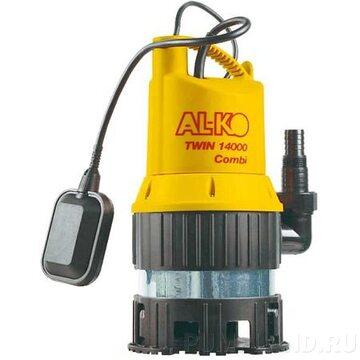 Дренажный насос AL-KO Twin 14000 Combi