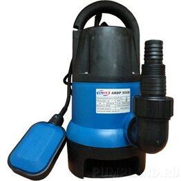 Дренажный насос AquamotoR ARDP-550D
