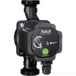 Циркуляционный насос Askoll ES2 25-70/130