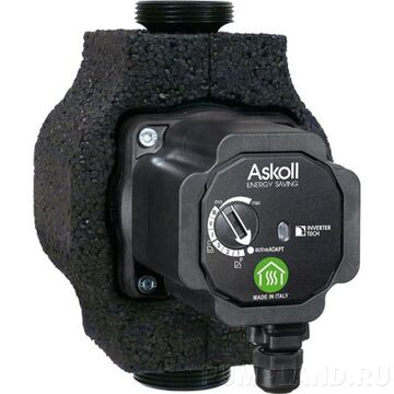 Циркуляционный насос Askoll ES2 ADAPT 25-60/180