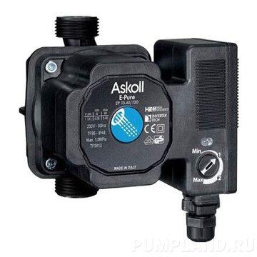 Циркуляционный насос Askoll ES E-PURE EP C 15-40/130