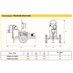 Varisco ECOMATIC JE 6-250 G10 FT40 V04