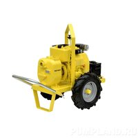Мотопомпа Varisco JD 1-110 G10 MLD01 TROLLEY