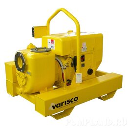 Мотопомпа Varisco SILENT JD 4-250 G10 FHT19 TRAILER