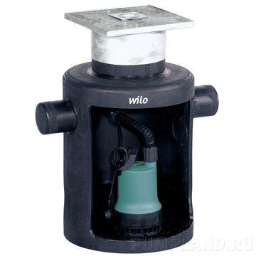 Напорная установка Wilo-DrainLift Box 40/10