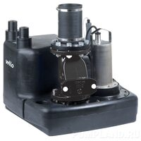 Напорная установка Wilo-DrainLift M 1/8 (1~230 V, 50 Hz)