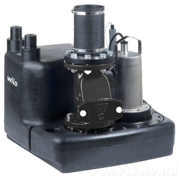 Напорная установка Wilo-DrainLift M 1/8 RV (3~400 V, 50 Hz)