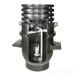 Насосная шахта Wilo-DrainLift WS 1100D/MTC 32, MTS 40