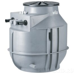 Насосная шахта Wilo-DrainLift WS 50E/TP 50, TP 65