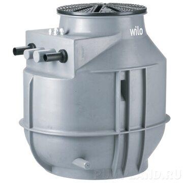 Шахтная станция Wilo-DrainLift WS 40 D/TC 40 BV (1~230 V, 50 Hz)