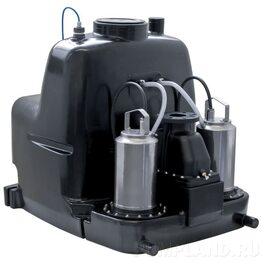 Напорная установка Wilo-DrainLift XL 2/25