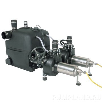 Напорная установка Wilo-DrainLift XXL 1040-2/3,9